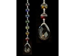 FENG SHUI kristallripats tšakraketiga - Amrita - VIIMASED